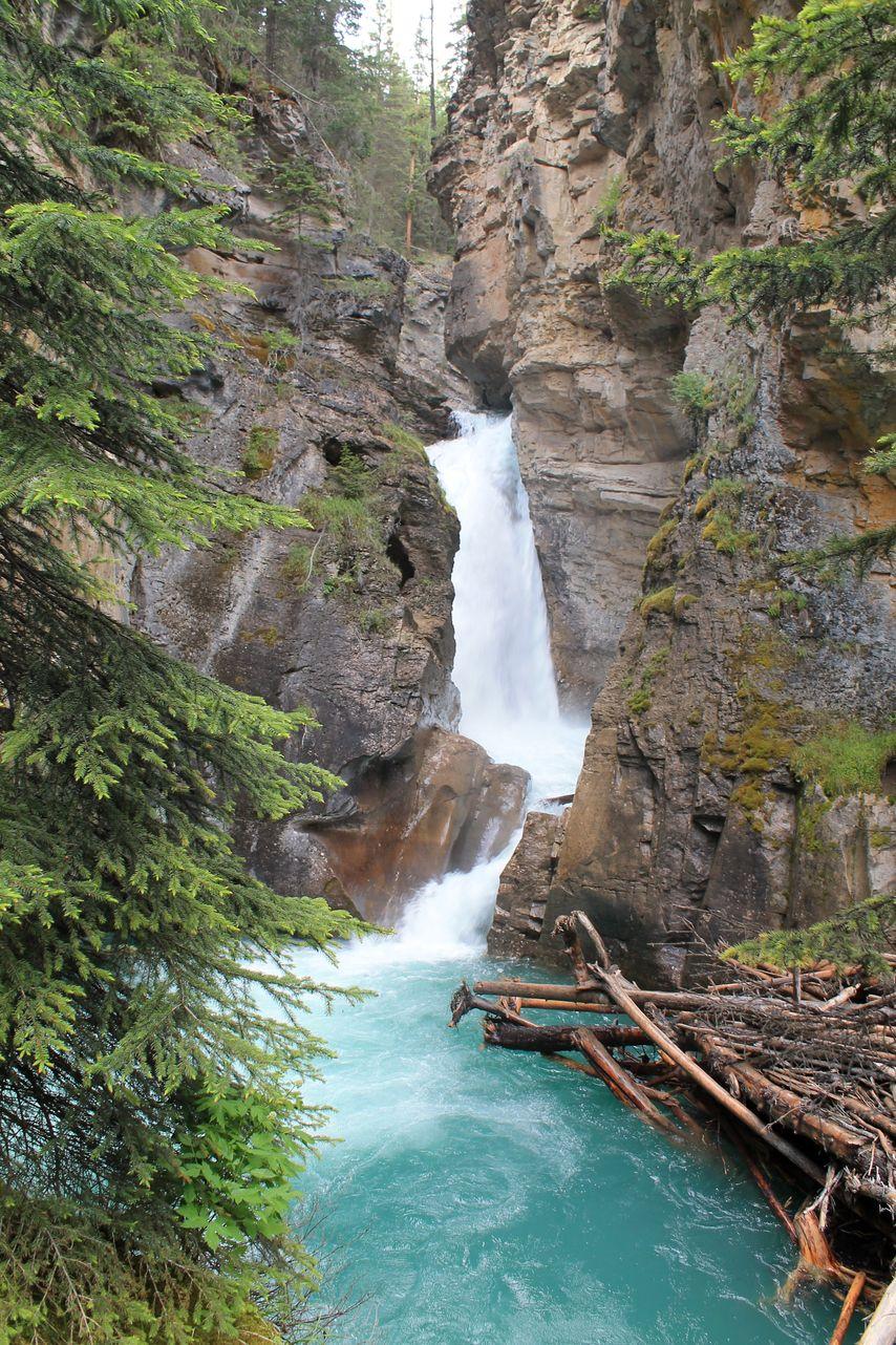 Canyon Johnston, Banff National Park, AB, CA