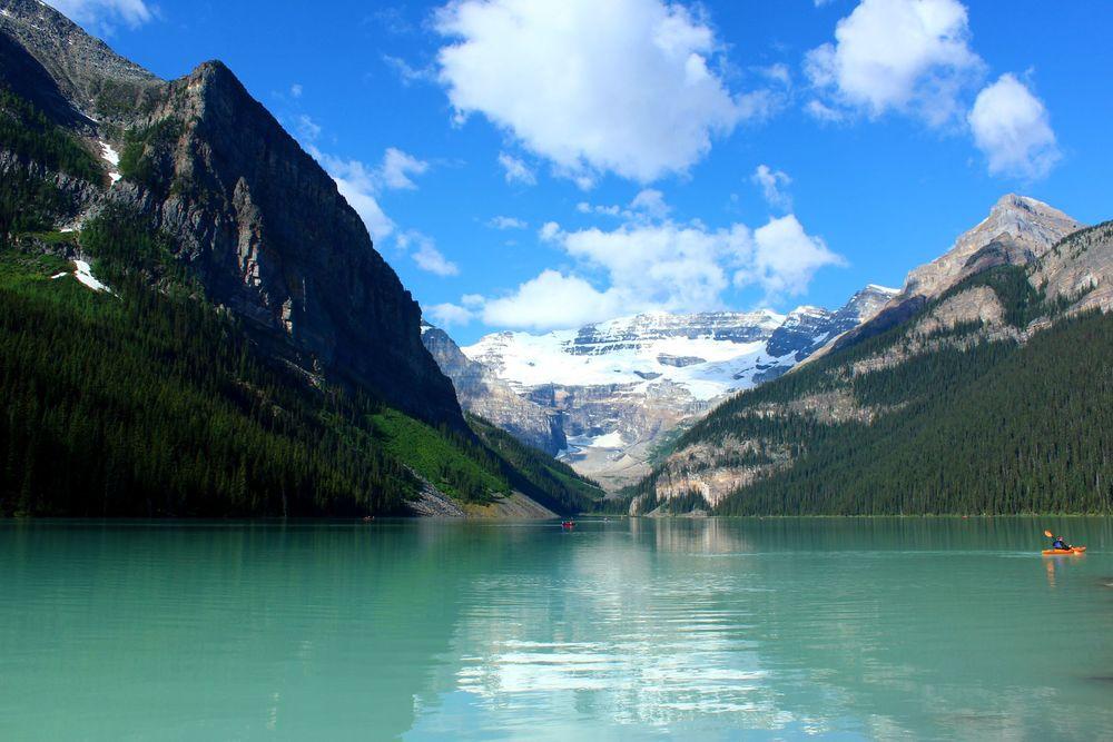 Louise Lake, Banff National Park, AB, CA