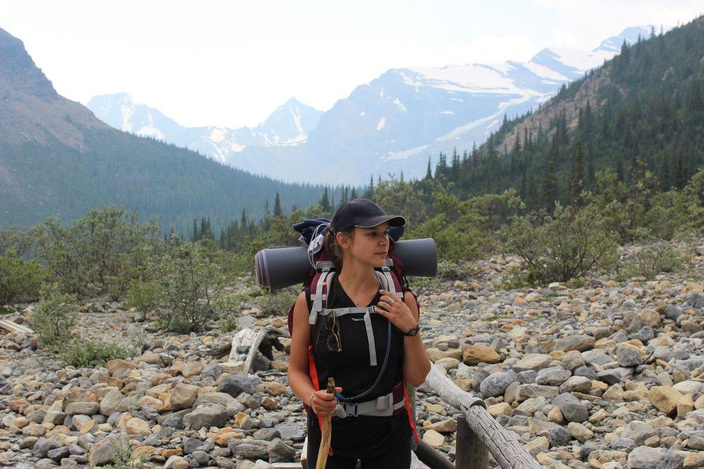 Berg Lake Trail, Mount Robson Provincial Park, BC, CA