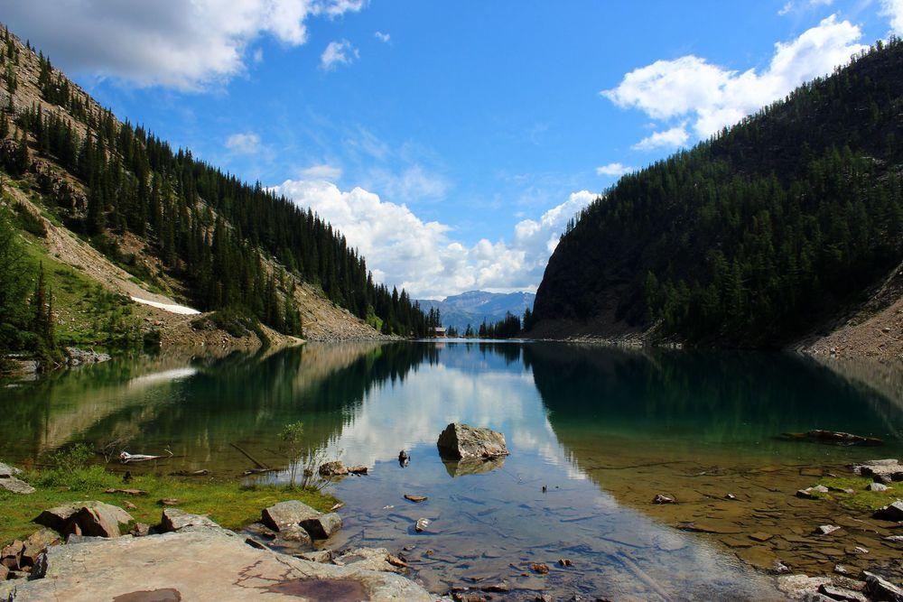 Lake Agnes, Banff National Park, AB, CA