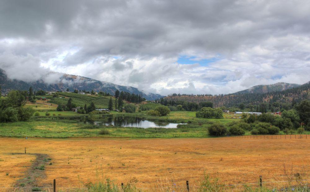 Oyama, Okanagan Valley, BC, CA