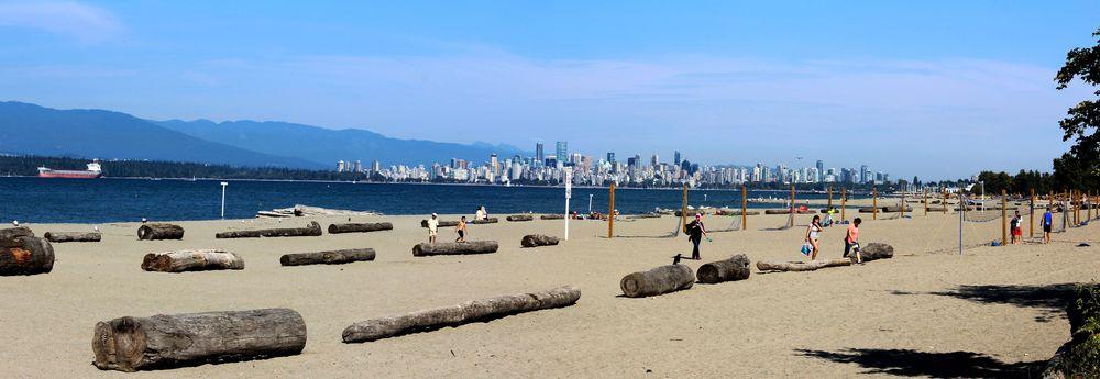 Kitsilano Beach, Vancouver, BC, CA