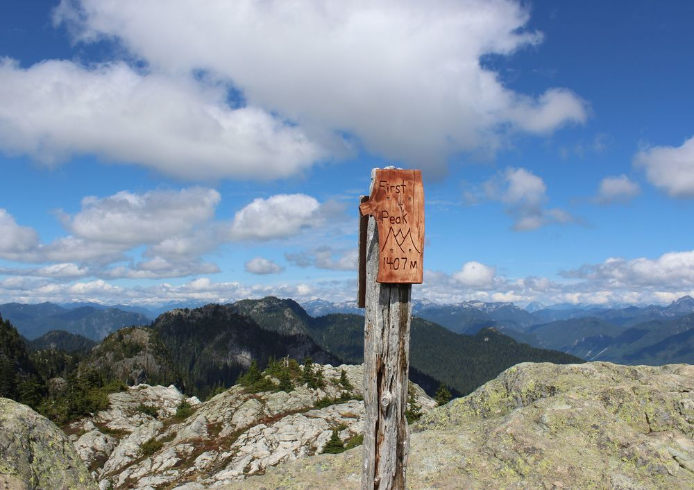 Mount Seymour Provincial Park, North Vancouver, BC, CA