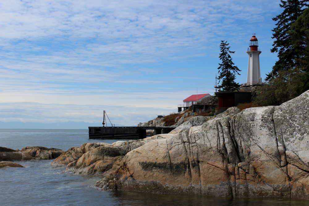 Lighthouse Park, West Vancouver, BC, CA