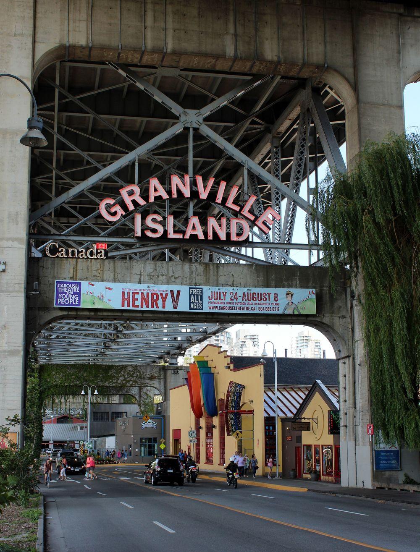 Granville Island, Vancouver, BC, CA