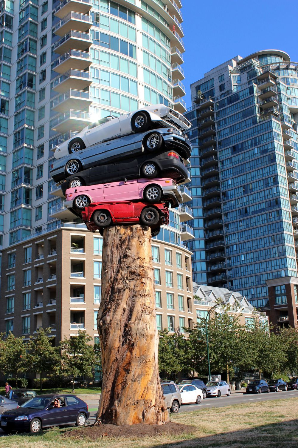 Trans Am Totem, Vancouver, BC, CA