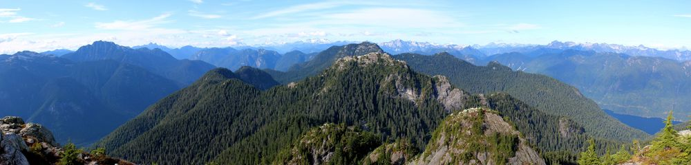 Mount Seymour Provincial Park, North Vancouver, BC, CA