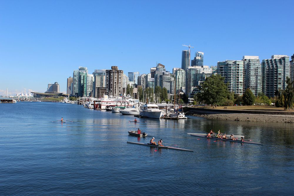 Coal Harbour, Vancouver, BC, CA