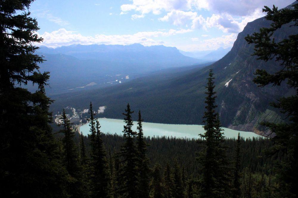 Plain of Six Glaciers Trail, Banff National Park, AB, CA