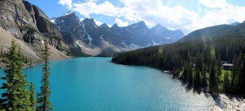 Moraine Lake, Banff National Park, AB, CA