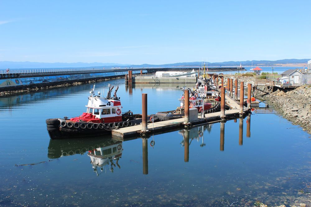 Odgen Point Breakwater, Victoria, BC, CA