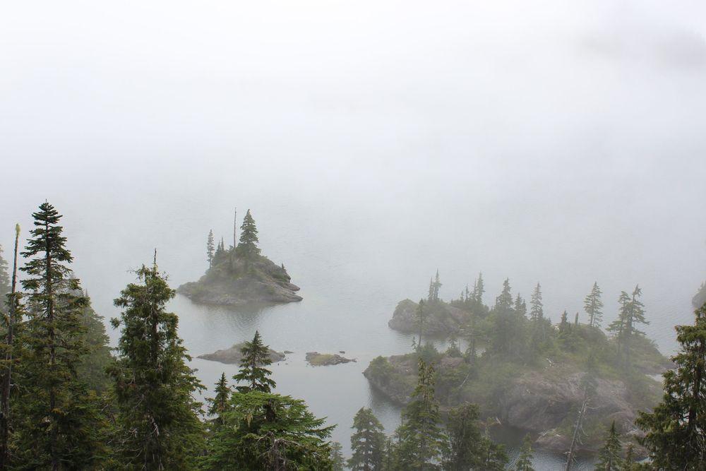 Bedwell Lake Trail, Strathcona Provincial Park, BC, CA
