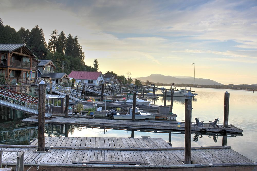 Cowichan Bay, Duncan, BC, CA