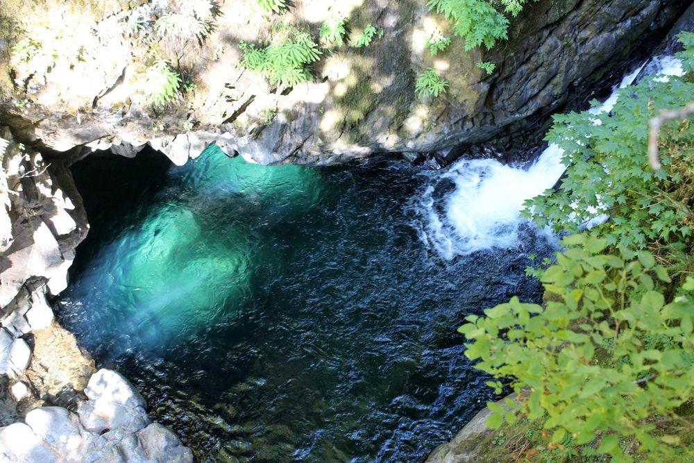 Sol Duc Falls, Olympic National Park, WA, USA