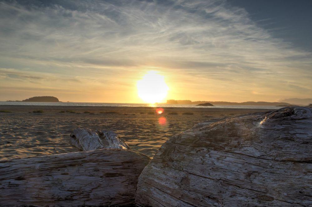 Mackenzie Beach, Tofino, Vancouver Island, BC, CA
