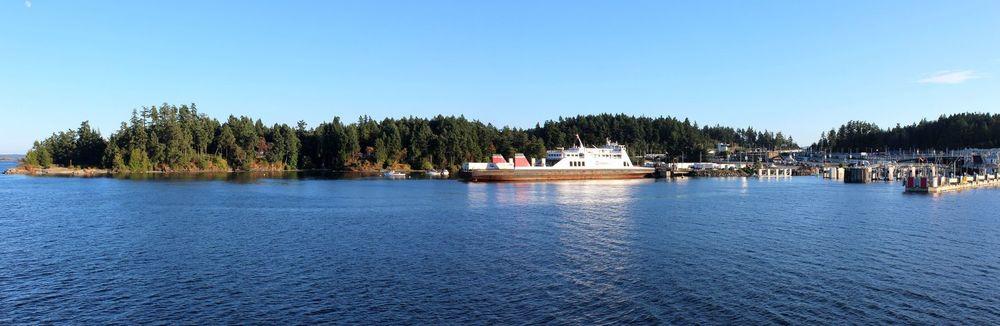 Gulf Islands, Vancouver Island, Canada