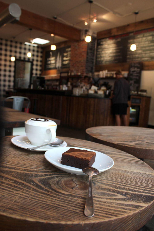Pause gourmande au café Hot Cakes, Ballard, WA, USA
