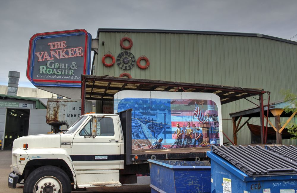 Salmon Bays Industries, Ballard, Seattle, WA, USA