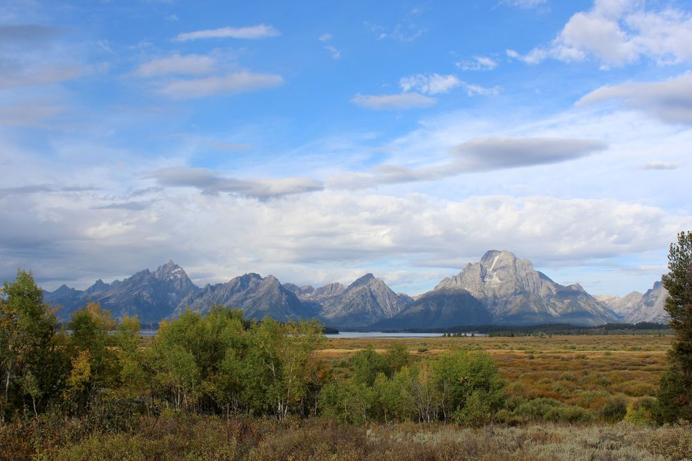 Grand Teton National Park, WY, USA