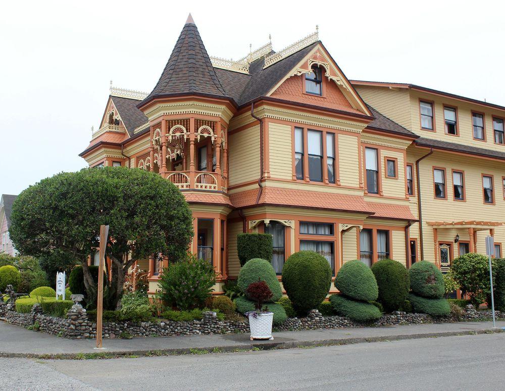 Maison de style victorien, Arcata, CA, USA