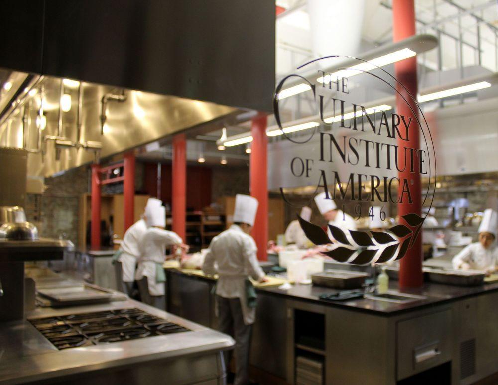 Culinary Insitute of America, Greystone, Napa Valley, CA, USA