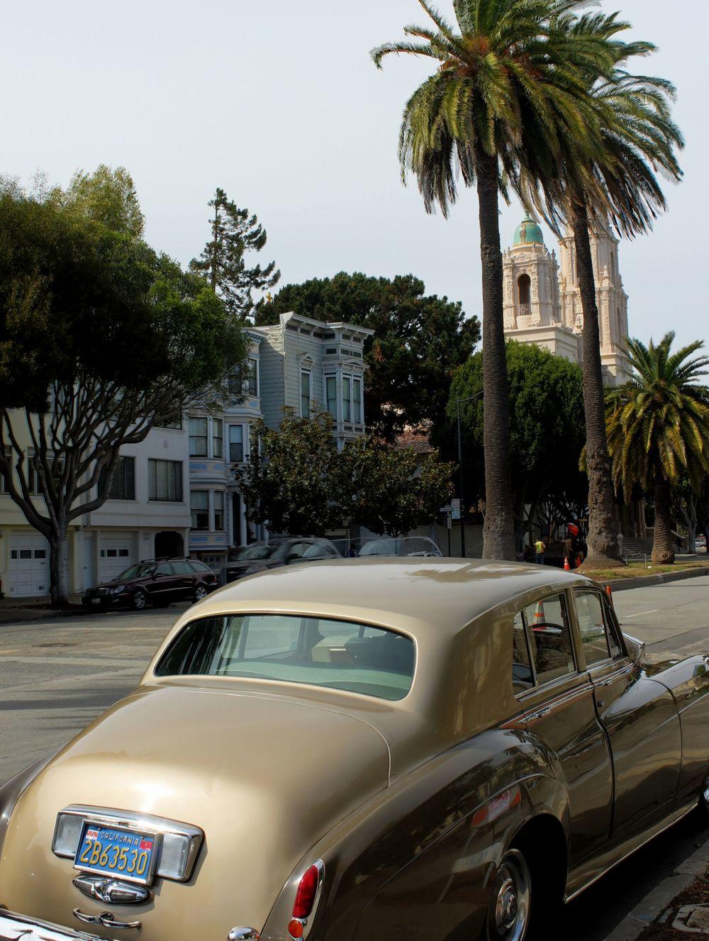 Mission Dolores, Quartier de Mission, San Francisco, CA, USA