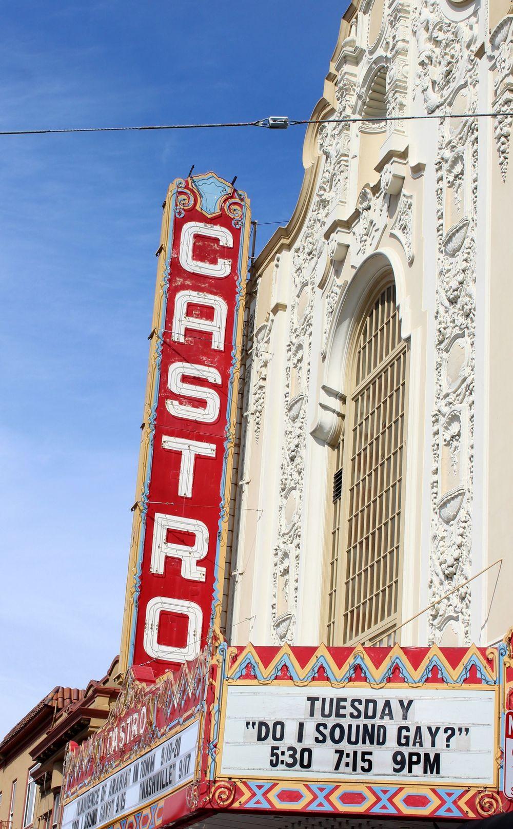 Théatre de Castro, San Francisco, CA, USA