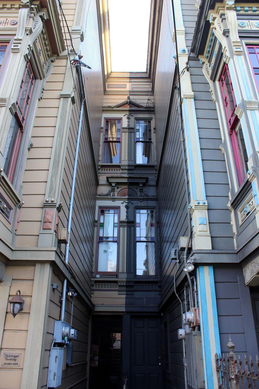 Maison de Pacific Heights, San Francisco, CA, USA
