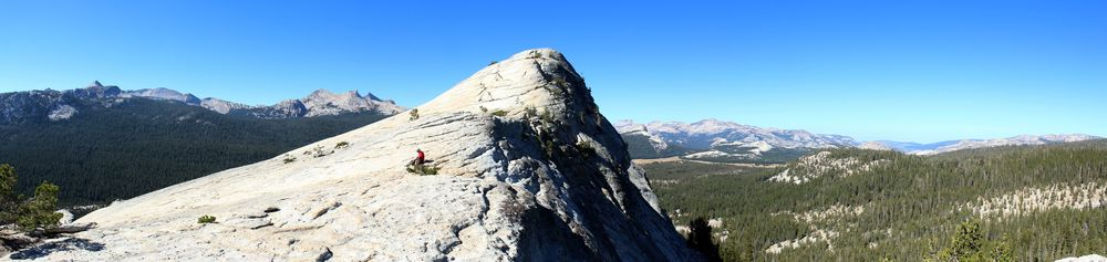 Lembert Dome, Tuolumne Meadows, Yosemite National Park, CA, USA