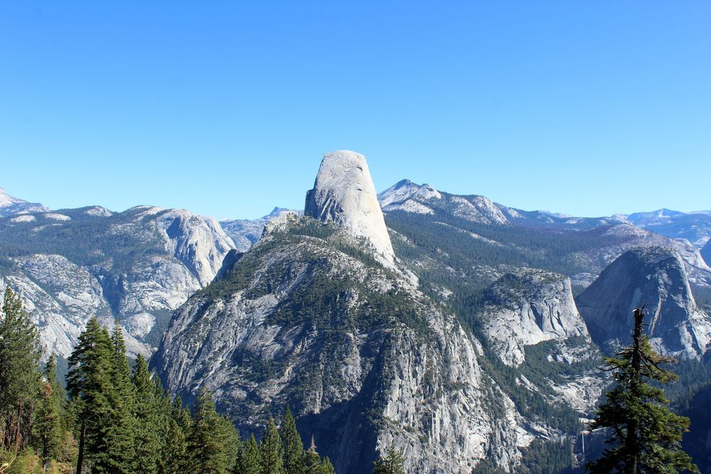 Half Dome, Yosemite National Park, CA, USA