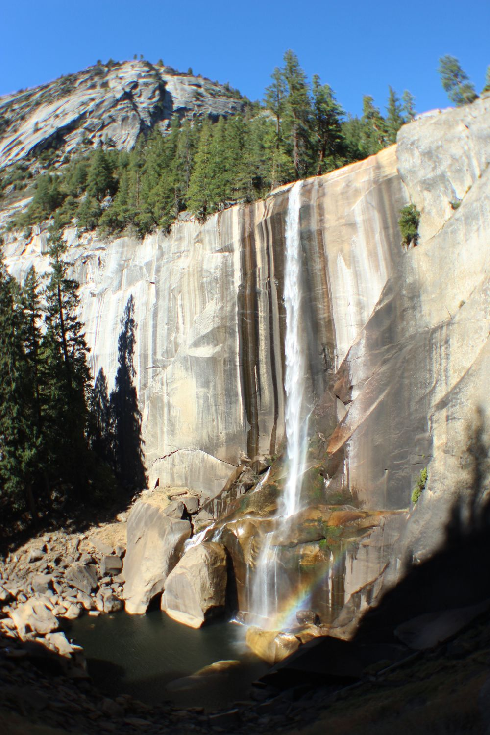 Vernall Fall, Yosemite National Park, CA, USA