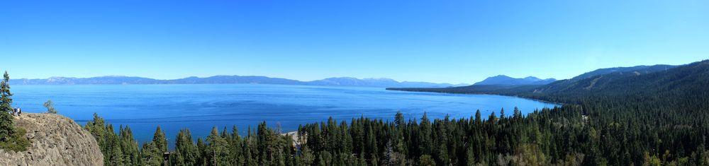 Lac Tahoe, CA, USA