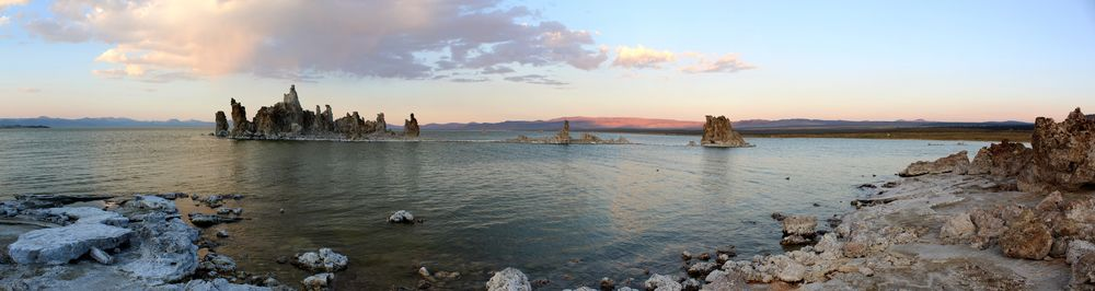 Mono Lake, CA, USA