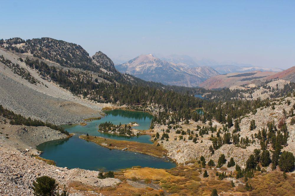 Duck Pass Trail, Mammoth Lakes, CA, USA