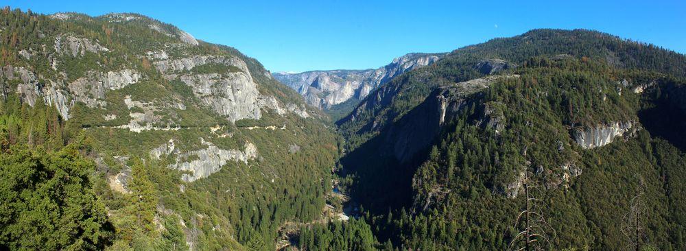 Vallée de Yosemite National Park, CA, USA