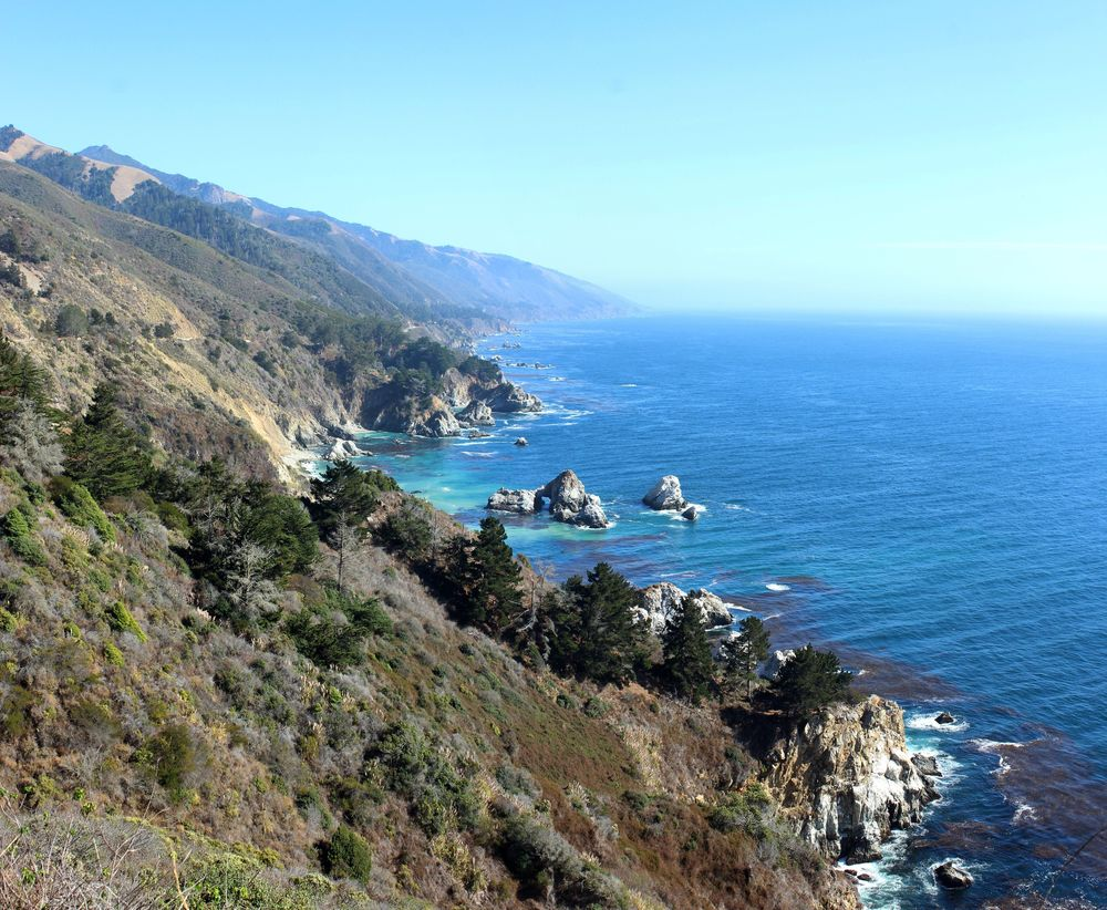 Big Sur, Route 1, CA, USA