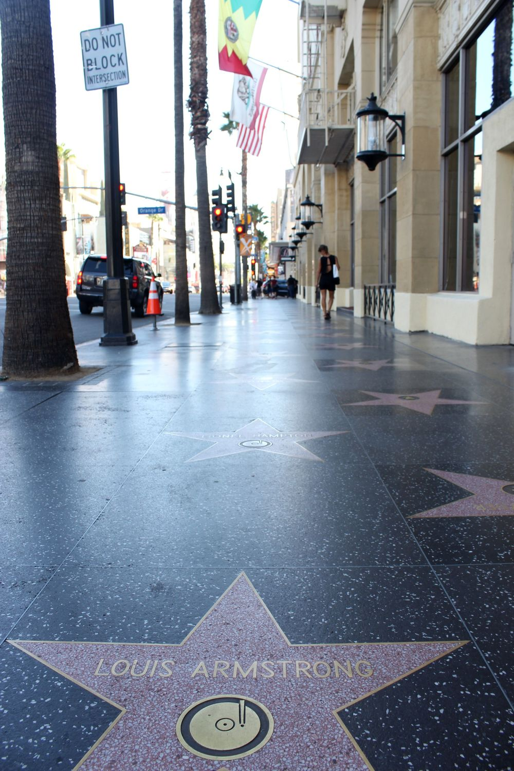 Hollywood Boulevard, Los Angeles, CA, USA