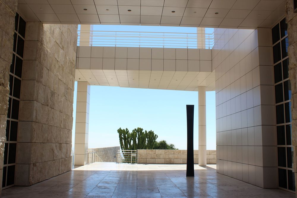 Getty Center, Brentwood, Los Angeles, CA, USA