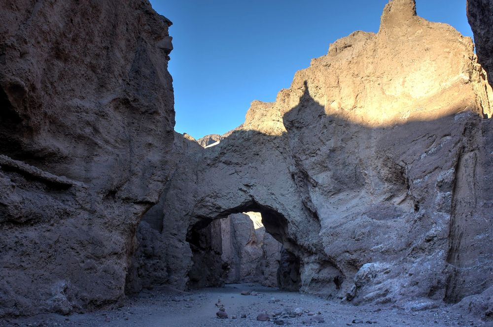 Natural Bridge, Death Valley National Park, CA, USA