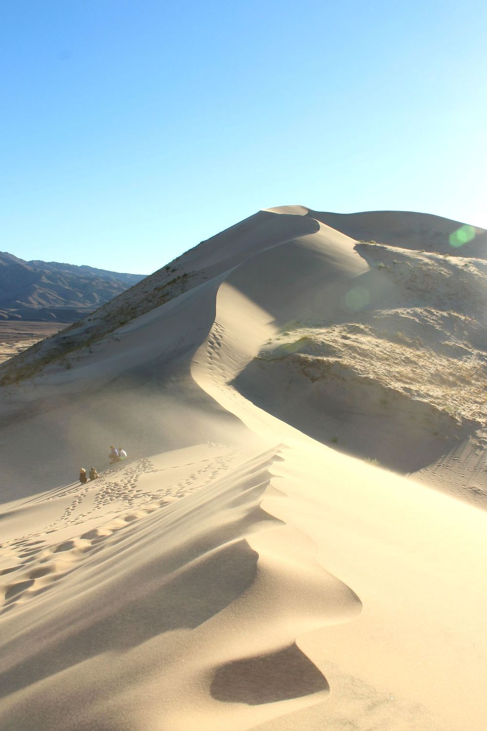 Kelso Dunes, Mojave National Reserve, CA, USA