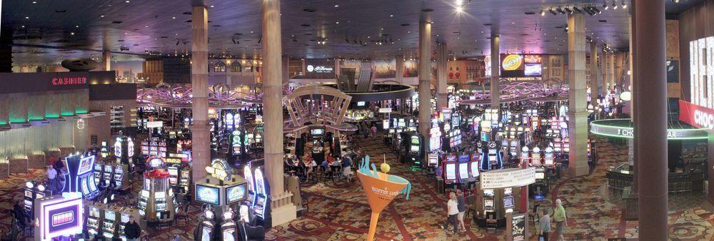 Casino du New York-New York, Las Vegas, NV, USA