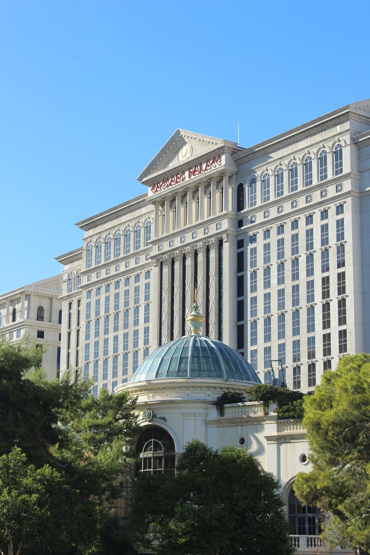 Le Caesar Palace, Las Vegas, NV, USA