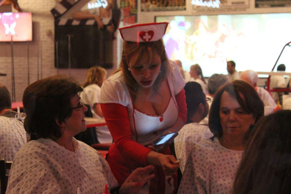 Le Restaurant Heart Attack, Fremont Ditrict, Las Vegas, NV, USA