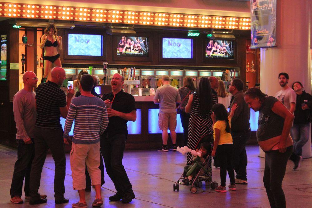 Vegas dans toute sa splendeur, Fremont Ditrict, Las Vegas, ND, USA