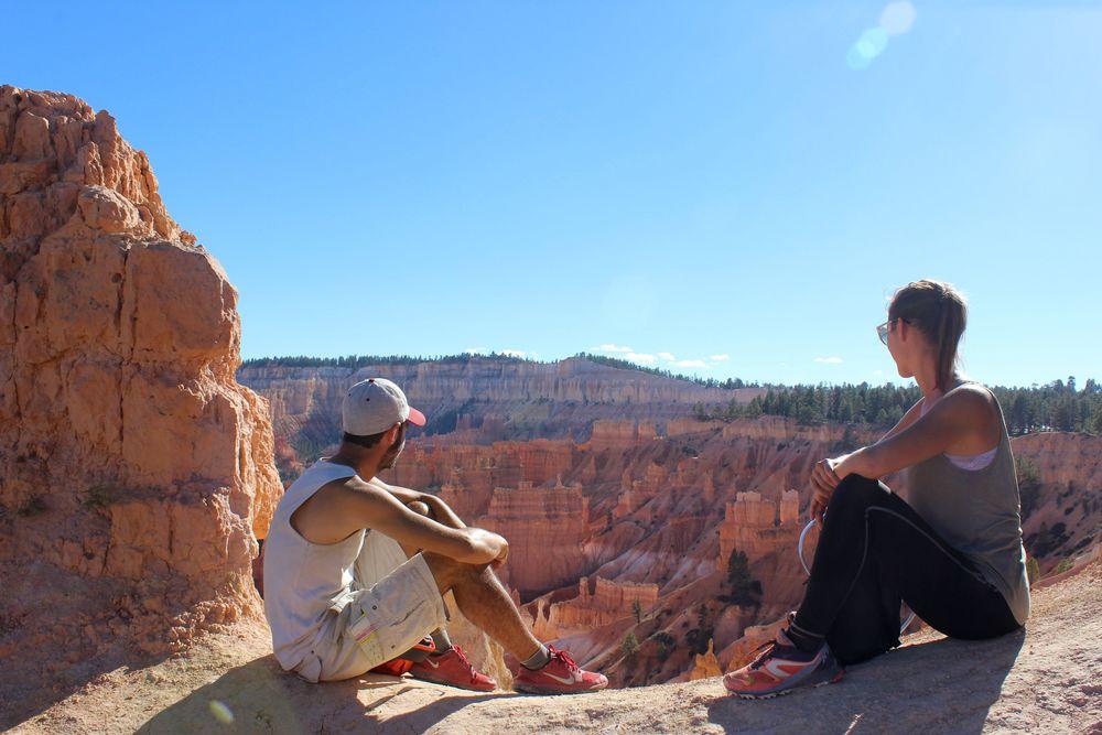 Navajo Loop, Bryce Canyon National Park, Utah, USA