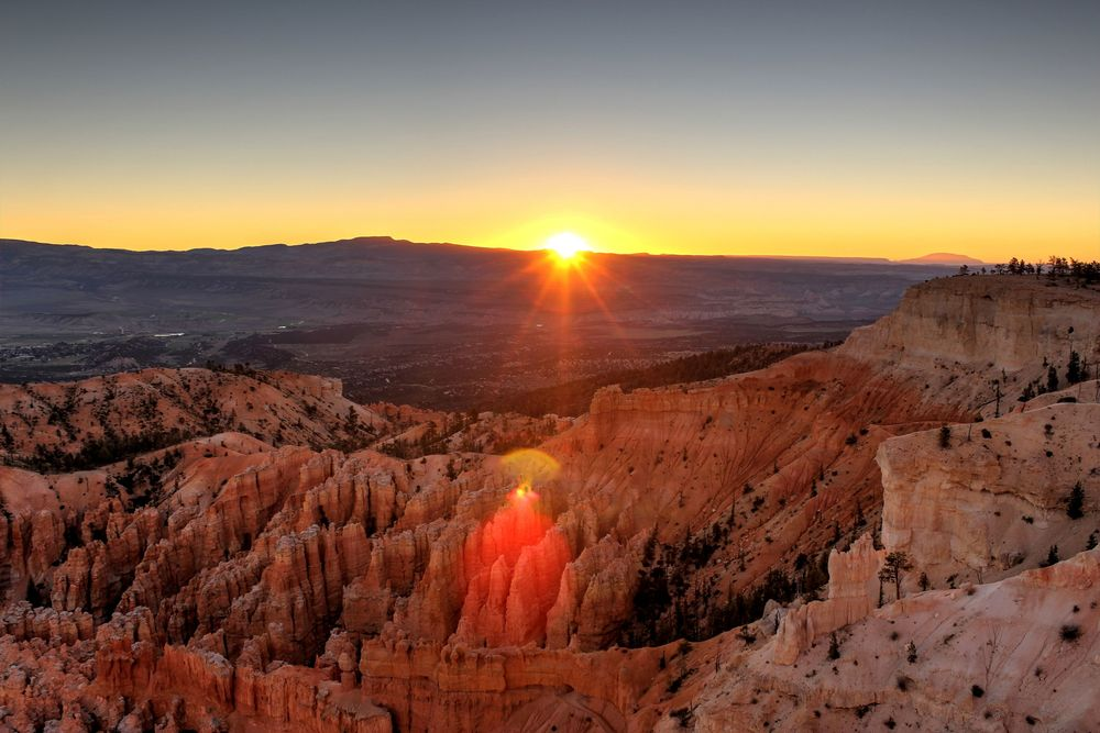 Bryce Point, Bryce Canyon National Park, Utah, USA