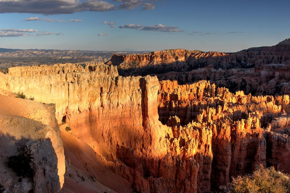 Sunset Point, Bryce Canyon National Park, Utah, USA