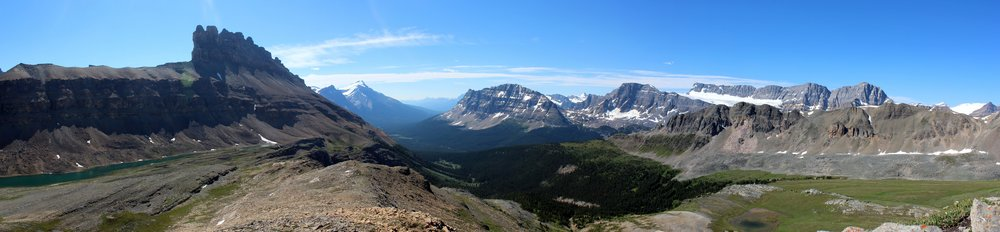 Col Dolomite, Icefield Parkway, Banff National Park, AB, CA