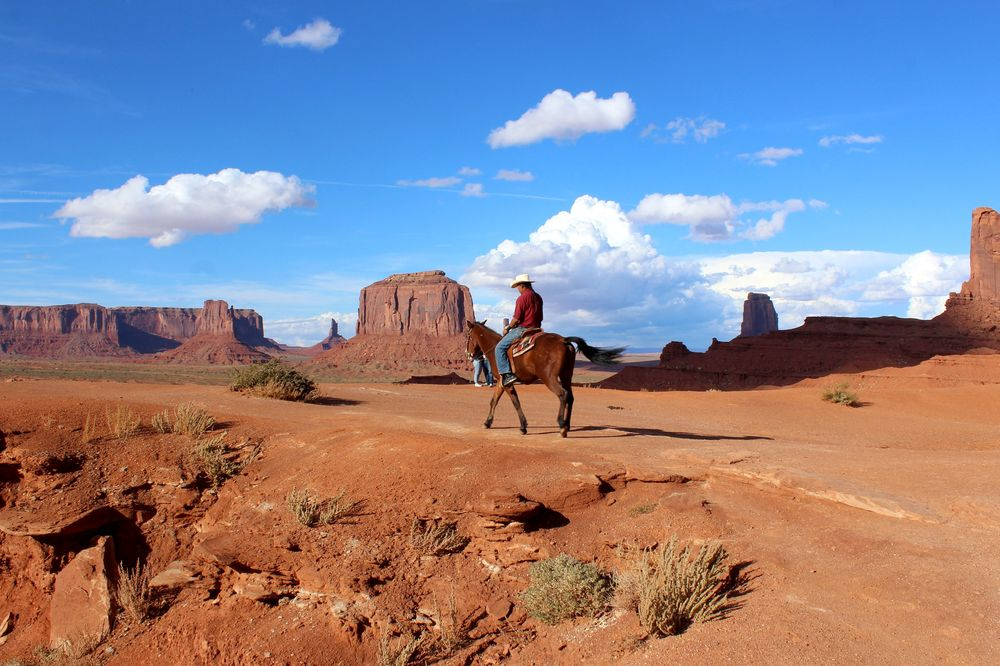 John Ford Point, Monument Valley, Arizona, USA