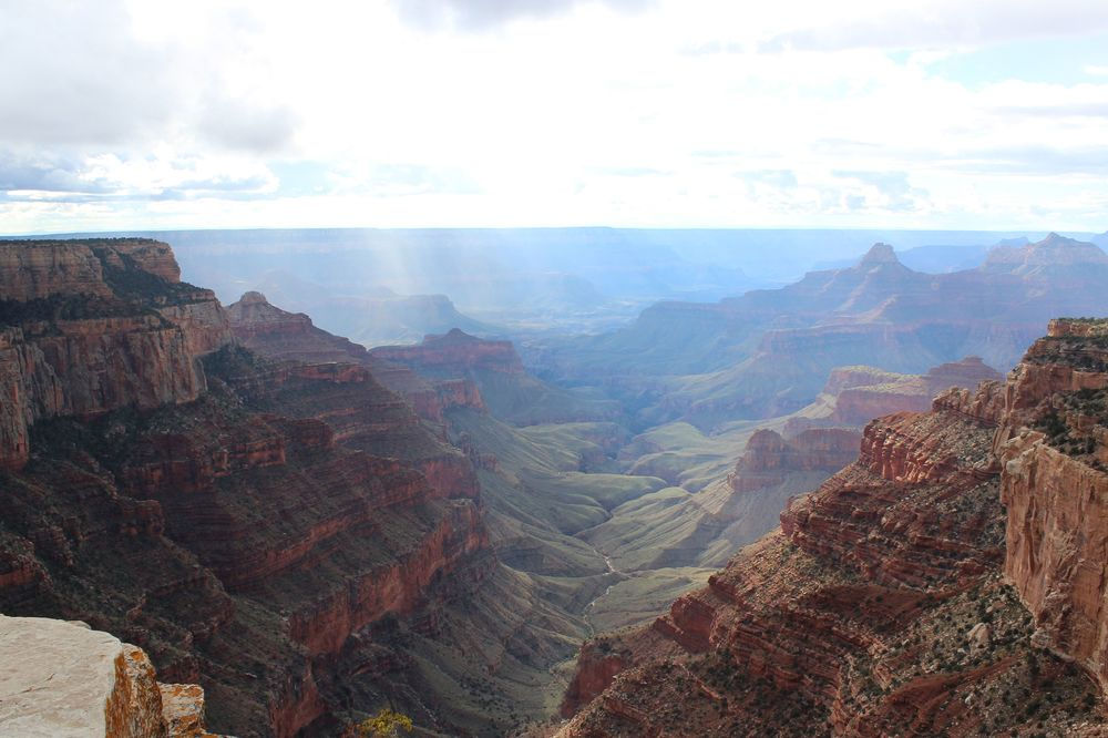 Point Imperial, North Rim, Grand Canyon National Park, Arizona, USA